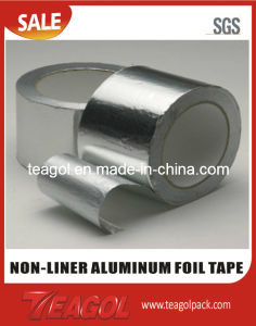 Non-liner Alum Foil Tape pictures & photos