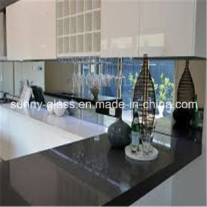 Tinted Toughened Painted Glass for Splashback Panel pictures & photos