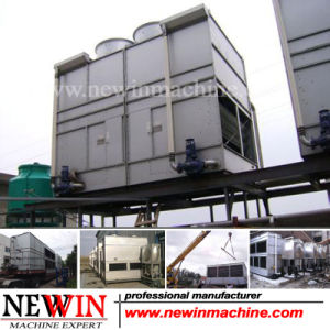 Cross Flow Closed Loop Cooling Tower pictures & photos