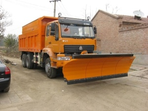 Snow Sweeper Truck 4X2, Width pictures & photos