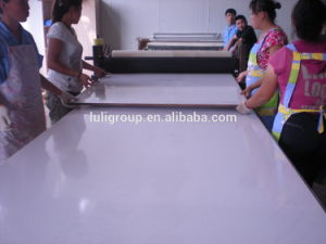 White Gloss Melamine Board pictures & photos