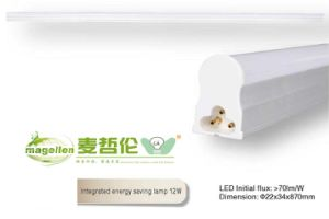 LED T5 Tube, PC Aluminum Tube 0.9m 12W pictures & photos