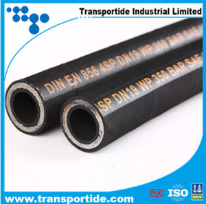 DIN 1sn 2sn China Factoy Rubber Hose/ Hydraulic Hose pictures & photos