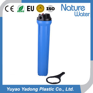 20′′ Blue Single Slim Pre-Filtration Water Purifier pictures & photos