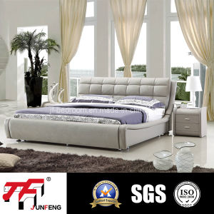 2017 Modern Leather Bed (816)