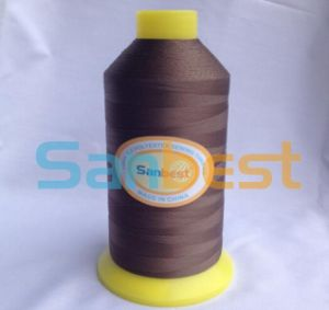 High Tenacity Polyester Multi-Filaments Sewing Thread pictures & photos