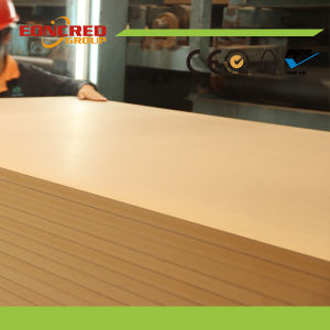 2mm-30mm Plain MDF Fiber Board Raw MDF Board Melamined Veneered MDF pictures & photos