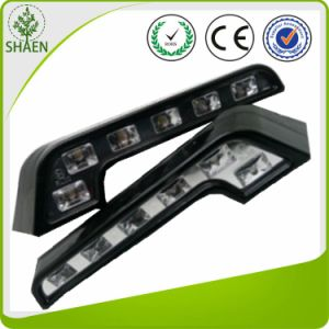 Super Brightness 12V White LED Daytime Running Light pictures & photos