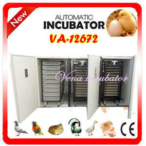 Large Capacity Fully Automatic Chicken Incubator for 12672 Eggs pictures & photos