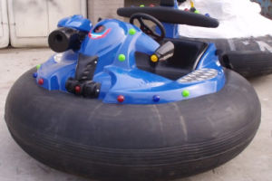 Enjoyable Popular Water Park Equipment Adult Electric Bumper Boat pictures & photos