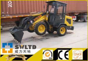 Swltd Brand Agricultural Small Wheel Loader with CE pictures & photos