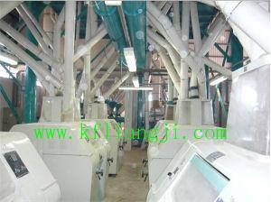 Flour Milling Machine