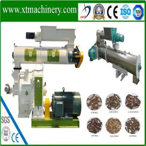 Automatic Lubrication, Longer Lifetime, Poultry Feed Pellet Pressing Mill pictures & photos