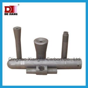 Graphite Stopper, Noozle for Aluminium, Copper Continuous Casting