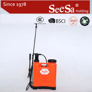 15L Knapsack/Backpack Manual Hand Pressure Agricultural Sprayer (SX-LK15C) pictures & photos