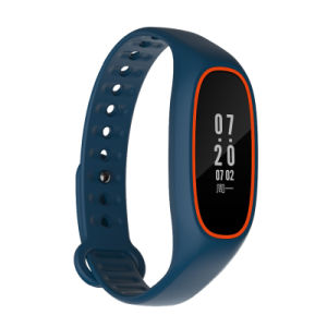 Heart Rate Monitor Smart Bracelet IP68 Waterproof Fitness Tracker Wristbands Bluetooth Pedometer for Ios Android pictures & photos