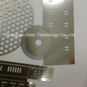 Photo Etching Spacer Shims