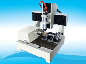 Small Type Plane 4 Axis CNC Router/CNC Rotary Engraver