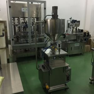 Semi Automatic Constant Temperature Keep Warming Filling Machine pictures & photos
