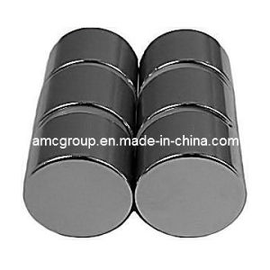 Nm-103 Rare Earth Round NdFeB Magnets From China Amc pictures & photos