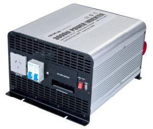 3000W Pure Sine Wave Power Inverter DC12V/24V AC220V/230V pictures & photos