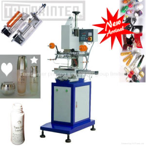 Tgm-100 Pneumatic Fast Round Surface Hot Foil Stamping Machine pictures & photos