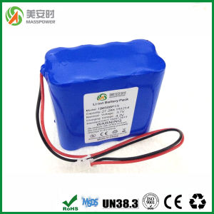 1s8p 3.7V 27200mAh Deep Cycle Lithium Battery pictures & photos