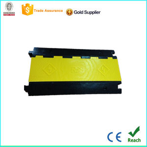3 Channels Cable Protector with CE pictures & photos