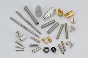 Customized Precision Turning Machining Parts by Brass pictures & photos