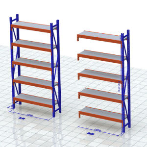 Lonspan Shelf Metal Shelving for Sale pictures & photos