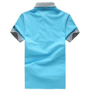 Men Polo T-Shirts, Custom Polo T Shirt/T Shirt Polo, OEM Embroidery Polo Shirts pictures & photos