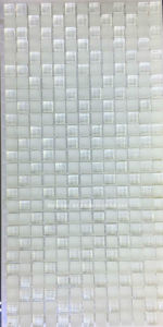 Classicial Full Body 10*10mm Glass Mosaic Tile for Decoration pictures & photos