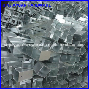 71X71X750mm Pointed Galvanized Ground Anchor for Doweling pictures & photos