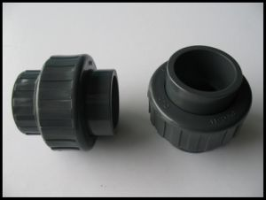 PVC Pipe Fittings/PVC Union for Water Supply with Size Dn15-Dn100
