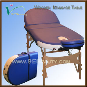 New Massage Table, Colorful Wooden Massage (EB-W16)