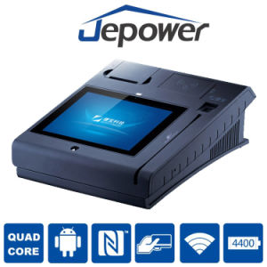 Android POS Terminal/Dual-Core Android POS Terminal/Andriod POS Terminal with Printer pictures & photos