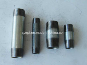 Galvanized Carbon Steel Pipe Nipple pictures & photos