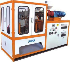500L Multilayer Four Station Semiautomatic Blow Moulding Machine (TVF-500L/II) pictures & photos