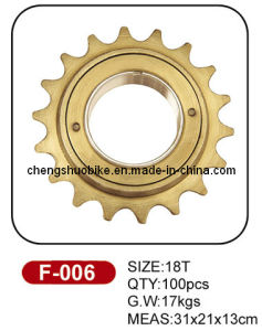 18t Bike Freewheel (F-006) of High Quality pictures & photos