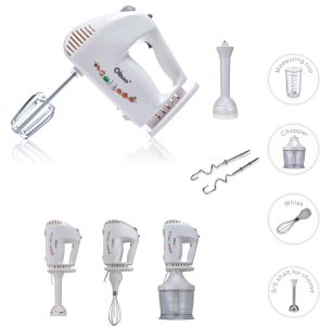Multi Function Food Mixer -CB/CE/EMC/LVD-AC200W & 400W