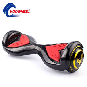 Black Mix Red Electric Self Balancing Kids Toy Handsfree Scooter pictures & photos
