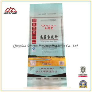 Plastic PP Woven Bag for Packaging Wheat Flour pictures & photos