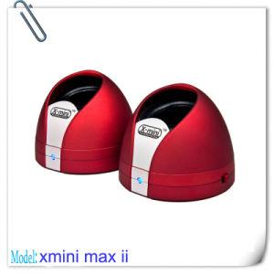Xmi X-Mini Max 2 Portable Capsule Speakers X-MINIMAX II