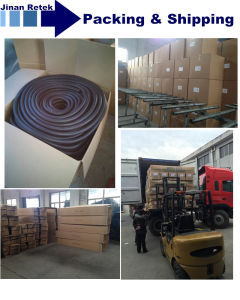 1.83m Length Fireproof Black Rubber Insulation Pipe pictures & photos