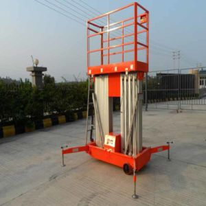 Best Quality 200kgs Aluminium Working Platform pictures & photos