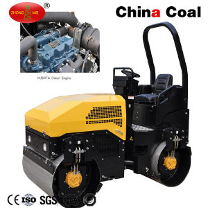 3 Ton Ride on Fully Hydraulic Vibratory Road Roller pictures & photos