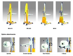 Work Positioners (ME-A/ME-B Series)