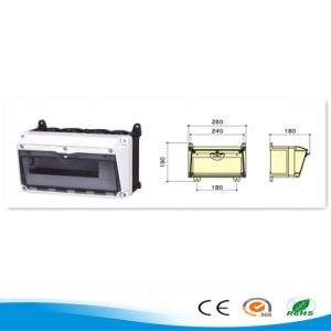 High Quality Waterproof IP65 Electrical Distribution Box with Ce pictures & photos