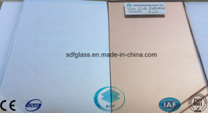 Pink Reflective Glass with CE, ISO (4 TO 6mm) pictures & photos