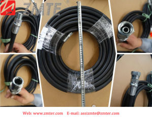 2sn Hydraulic Rubber Hose/ Flexible Rubber Corrugated Hose pictures & photos